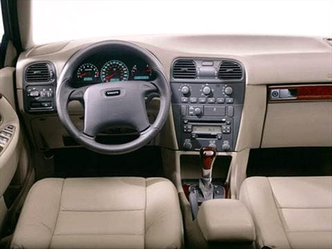 Volvo 40 1 Interior >> 2001 Volvo V40 Kelley Blue Book