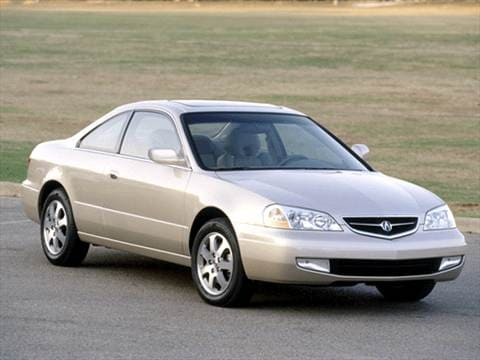 2002 acura cl pricing ratings reviews kelley blue book