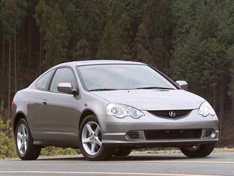 2002 acura rsx pricing ratings reviews kelley blue book. Black Bedroom Furniture Sets. Home Design Ideas