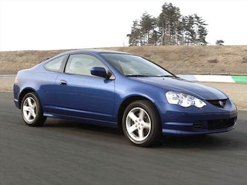 2002 Acura RSX | Pricing, Ratings & Reviews | Kelley Blue Book