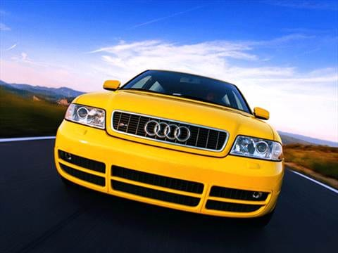 Audi S Pricing Ratings Reviews Kelley Blue Book - 2002 audi s4