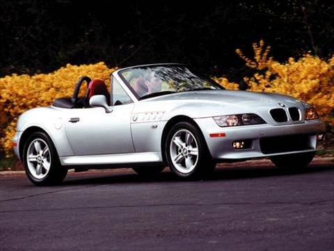2002 Bmw Z3 Pricing Ratings Amp Reviews Kelley Blue Book