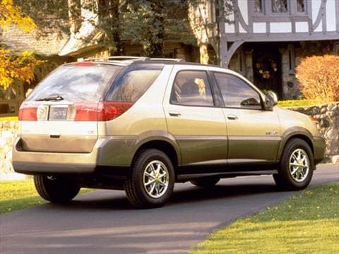 2002 buick rendezvous cx sport utility 4d pictures and. Black Bedroom Furniture Sets. Home Design Ideas
