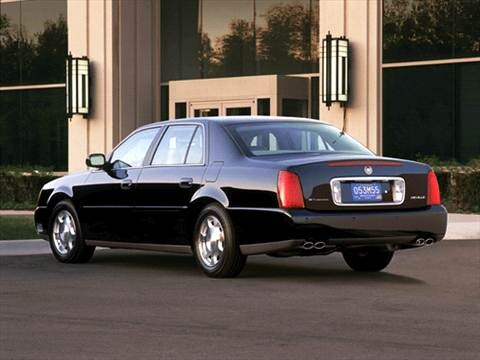 2002 Cadillac DeVille Sedan 4D Pictures and Videos ...