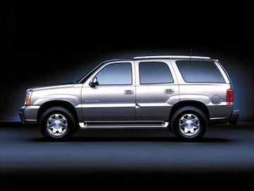 2002 cadillac escalade pricing ratings reviews. Black Bedroom Furniture Sets. Home Design Ideas