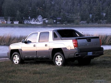 2002 chevrolet avalanche 1500 pricing ratings reviews. Black Bedroom Furniture Sets. Home Design Ideas