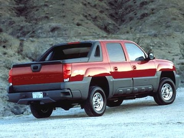 2002 Chevrolet Avalanche 2500 | Pricing, Ratings & Reviews ...