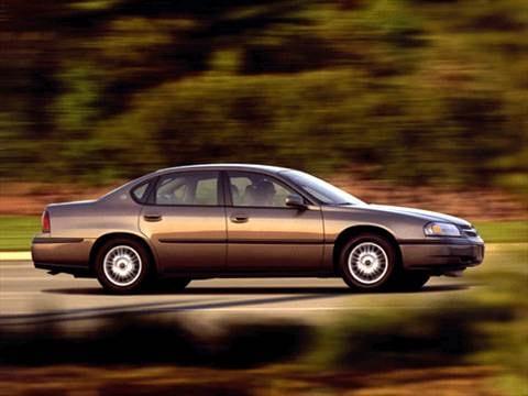 2002 impala mpg