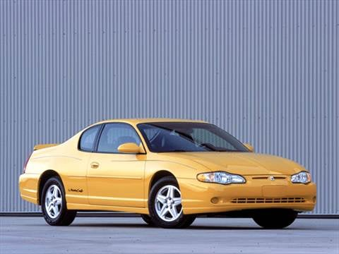 2002 Chevrolet Monte Carlo Pricing Ratings Reviews Kelley