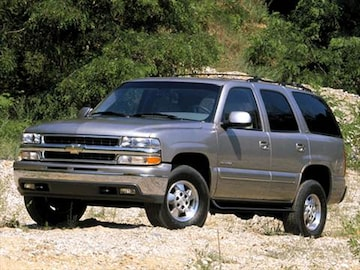 2002 chevrolet tahoe pricing ratings reviews kelley. Black Bedroom Furniture Sets. Home Design Ideas