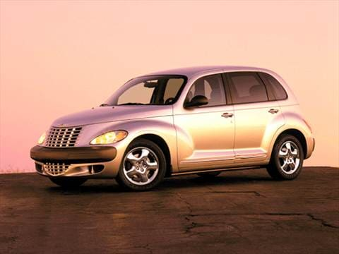 2002 chrysler pt cruiser pricing ratings reviews. Black Bedroom Furniture Sets. Home Design Ideas