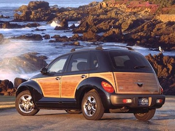 2002 Chrysler Pt Cruiser Exterior
