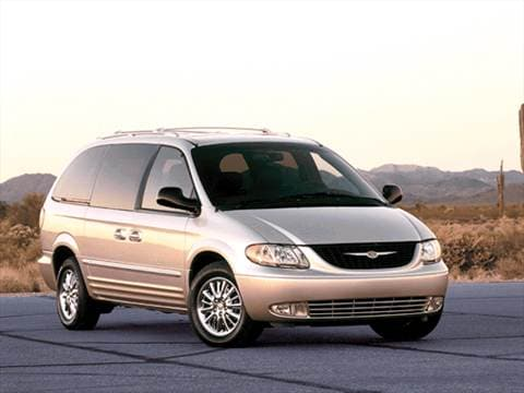 2002 chrysler town country pricing ratings reviews kelley blue book. Black Bedroom Furniture Sets. Home Design Ideas