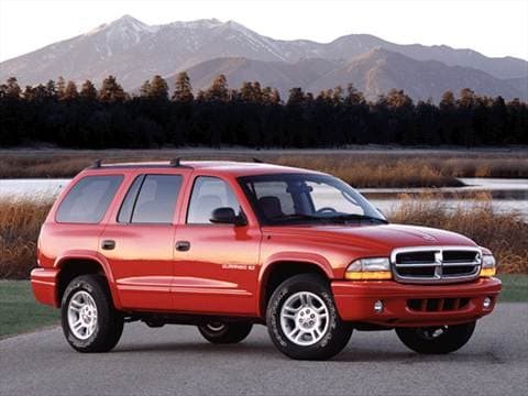 2002 Dodge Durango R/T Sport Utility 4D  photo