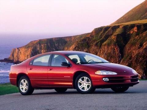 2002 dodge intrepid Interior