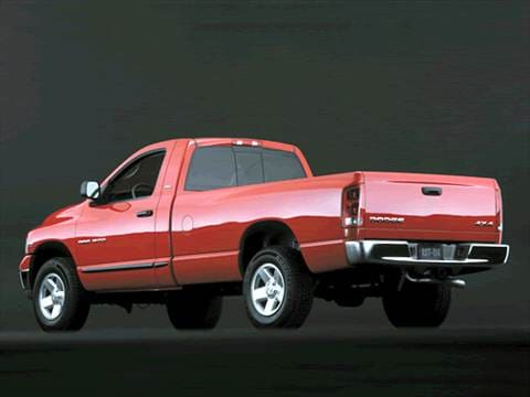 2002 dodge ram 2500 regular cab Exterior