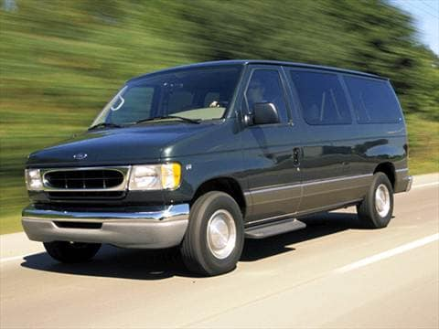 2007 ford e150 chateau van