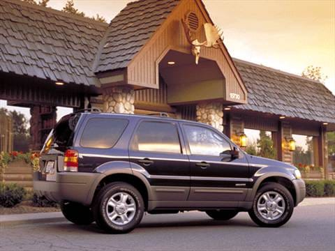 2002 ford escape Exterior