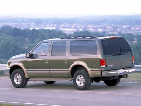 Ford Excursion Exterior
