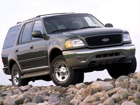 Blue Book For Used Cars Value >> 2002 Ford Expedition | Pricing, Ratings & Reviews | Kelley Blue Book