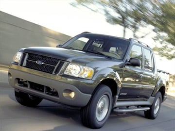 2002 Ford Explorer Sport Trac Pricing Ratings Reviews Kelley Blue Book