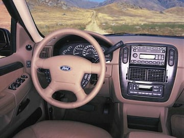 02 ford explorer limited