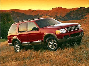 2002 ford explorer factory service manual