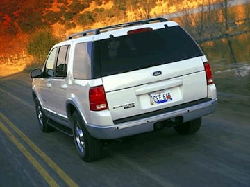 Ford Explorer Kelley Blue Book - 2002 explorer