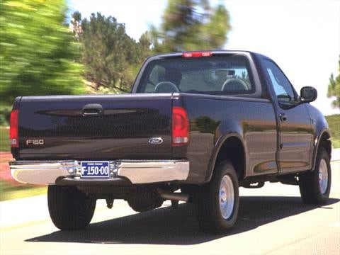 2002 ford f150 regular cab Exterior