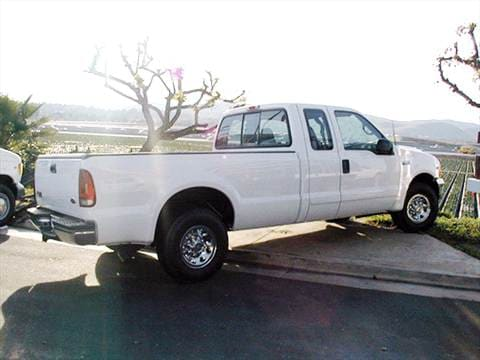 2002 ford f250 super duty super cab pricing ratings reviews kelley blue book. Black Bedroom Furniture Sets. Home Design Ideas