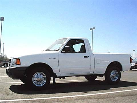 2002 Ford Ranger Regular Cab