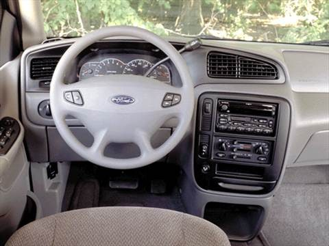 2002 ford windstar passenger Interior