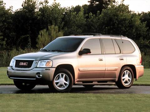 2002 Gmc Envoy Pricing Ratings Reviews Kelley Blue Book