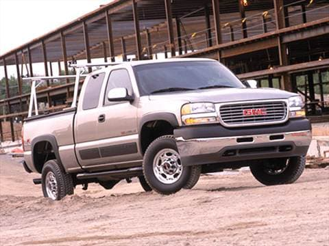 2002 GMC Sierra 2500 HD Extended Cab | Pricing, Ratings & Reviews | Kelley Blue Book