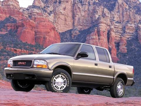 2002 gmc sonoma crew cab pricing ratings reviews kelley blue book. Black Bedroom Furniture Sets. Home Design Ideas