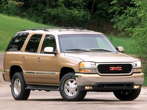 2002 gmc yukon pricing ratings reviews kelley blue book. Black Bedroom Furniture Sets. Home Design Ideas