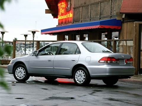 2002 Honda Accord Pricing Ratings Amp Reviews Kelley