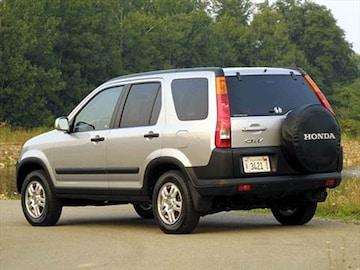 2002 Honda CR-V | Pricing, Ratings & Reviews | Kelley Blue ...