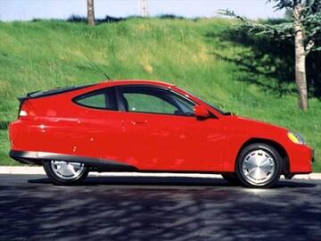 2002 Honda Insight Exterior