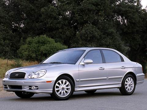 2002 Hyundai Sonata Pricing Ratings Amp Reviews Kelley