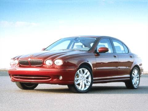 Beautiful 2002 Jaguar X Type