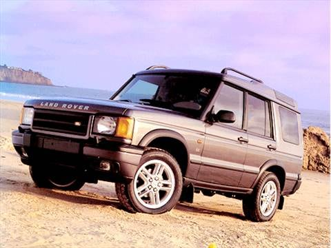 2002 Land Rover Discovery Series II SE7 Sport Utility 4D  photo