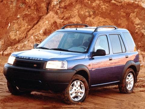 2002 land rover freelander pricing ratings reviews kelley rh kbb com Land Rover Disovery Manual Land Rover Rave Manual