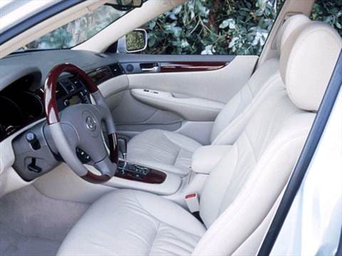 2002 Lexus ES ES 300 Sedan 4D  photo