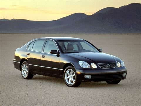 2002 lexus gs pricing ratings reviews kelley blue book. Black Bedroom Furniture Sets. Home Design Ideas