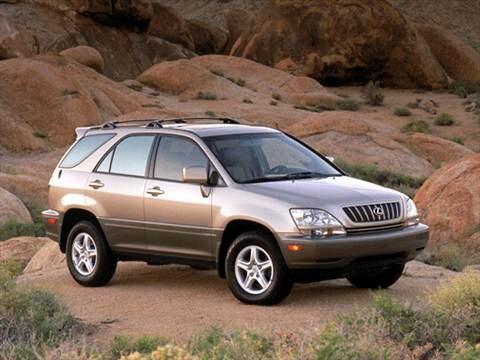 2002 Lexus RX | Pricing, Ratings & Reviews | Kelley Blue Book