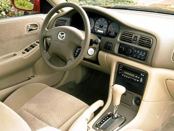 2002 Mazda 626 | Pricing, Ratings & Reviews | Kelley Blue Book