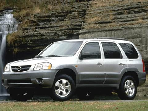 2002 Mazda Tribute | Pricing, Ratings & Reviews | Kelley Blue Book