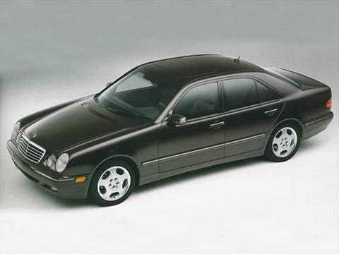 2002 Honda Accord Blue Book >> 2002 Mercedes-Benz E-Class | Pricing, Ratings & Reviews | Kelley Blue Book