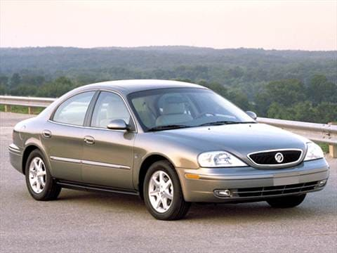 Trade In Value Car >> 2002 Mercury Sable | Pricing, Ratings & Reviews | Kelley Blue Book